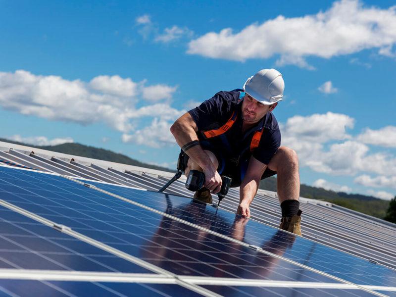 Regenerative Energien - Gebäudetechnik